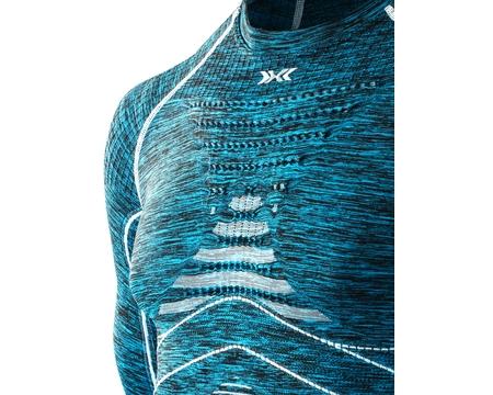 Термобелье X-Bionic рубашка Energy Accumulator Evo Melange High Men