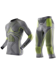 X-Bionic комплект Radiactor Evo Men