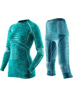 X-Bionic комплект Energy Accumulator Evo Melange Women Medium