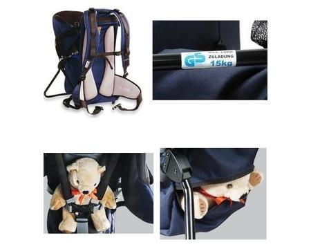 Рюкзак для переноски детей tatonka kid carrier российские военные рюкзаки