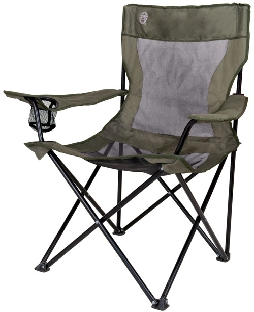 Схема Кресло Coleman Mesh Quad Chair