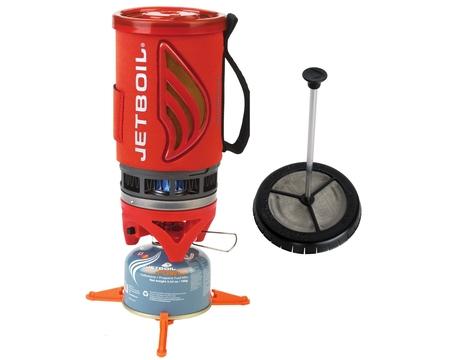Система для приготовления пищи Jetboil Flash with Coffee Press